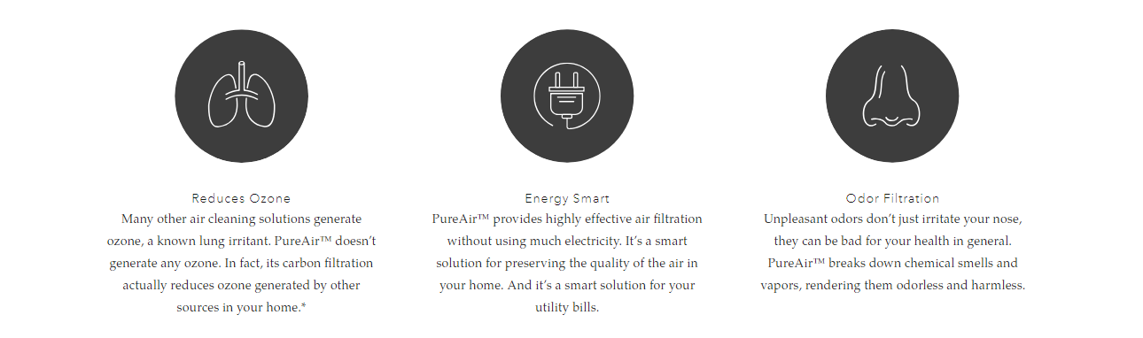 Lennox Aircon System- Purifier for Homes- By Deluxe Air